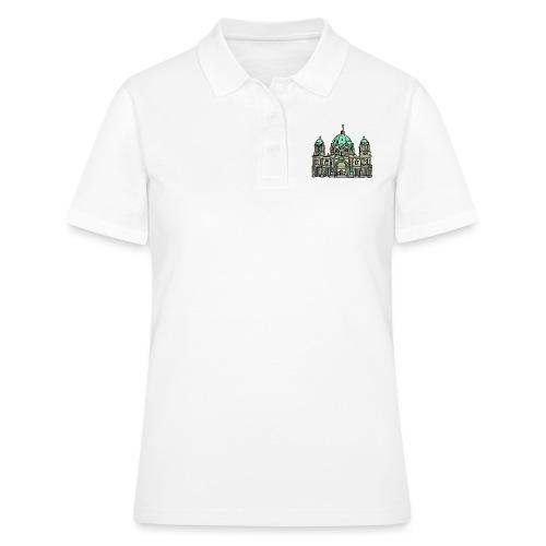 Berliner Dom - Frauen Polo Shirt