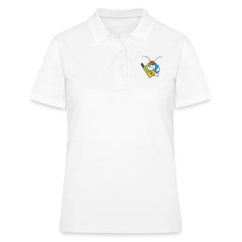Thoddys Geocaching Garnele - Frauen Polo Shirt