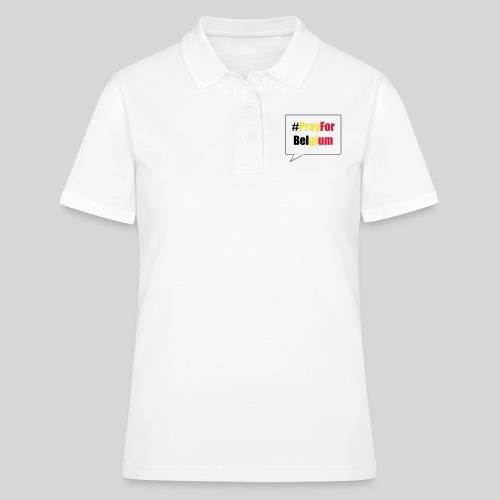 #PrayForBelgium - Women's Polo Shirt