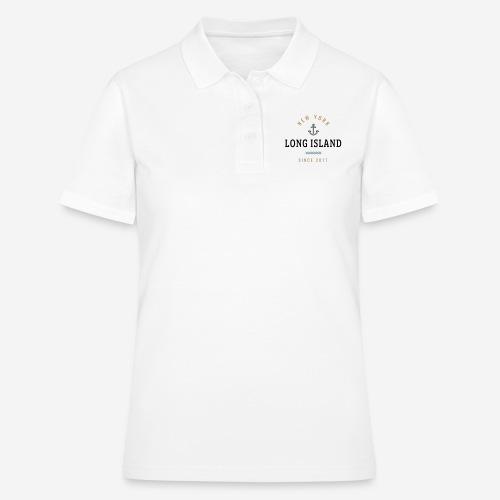 NEW YORK - LONG ISLAND - Women's Polo Shirt