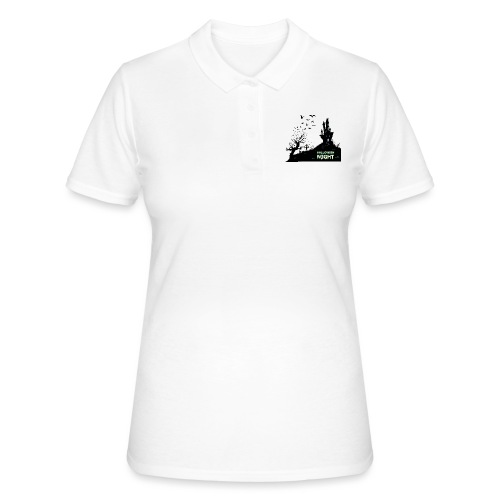 HALLOWEEN NIGHT - Frauen Polo Shirt