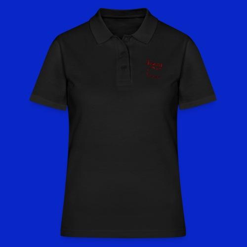 Jonny C Red Handwriting - Women's Polo Shirt