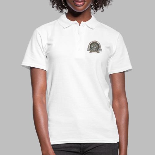 Hooker's Blues Bar - Frauen Polo Shirt