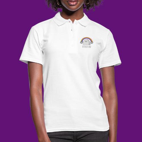 better off dead - Women's Polo Shirt