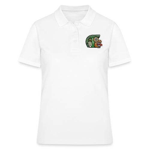 Aztec Icon Monkey - Women's Polo Shirt