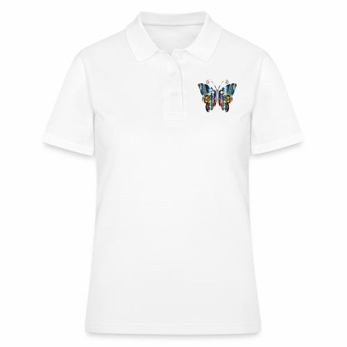 butterfly - Women's Polo Shirt