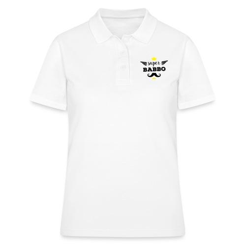 Super Babbo - Women's Polo Shirt
