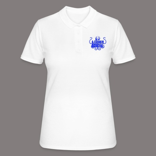 ASS_Logo_bl_final - Frauen Polo Shirt