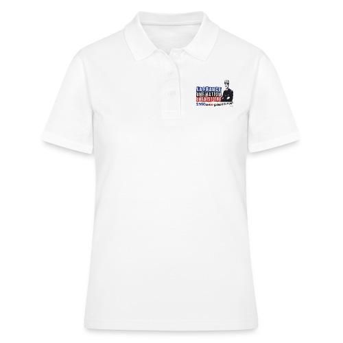 De Gaulle NOIR - Women's Polo Shirt
