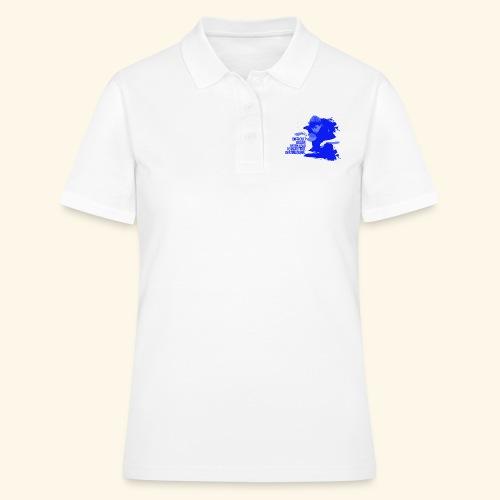 Schwierige Straßen zum schönen Bestimmungsort - Frauen Polo Shirt