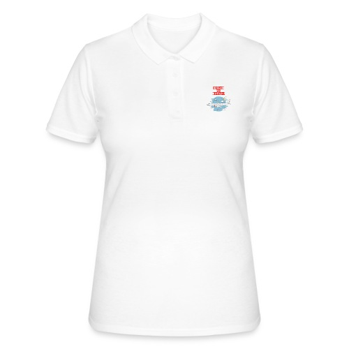 I Love To Travel - Women's Polo Shirt