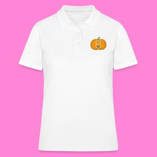 Rick pumpkin - Women's Polo Shirt