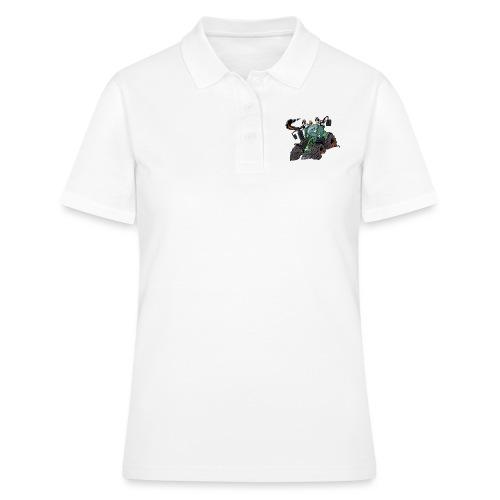 F 718Vario zonder kar - Women's Polo Shirt