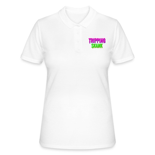 TRIPPING VAN DE SKANK - Women's Polo Shirt