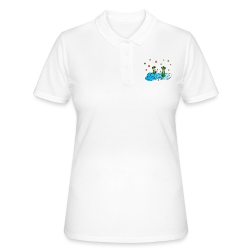 Popstar - Frauen Polo Shirt