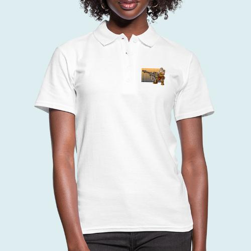 rage dwarf - Women's Polo Shirt