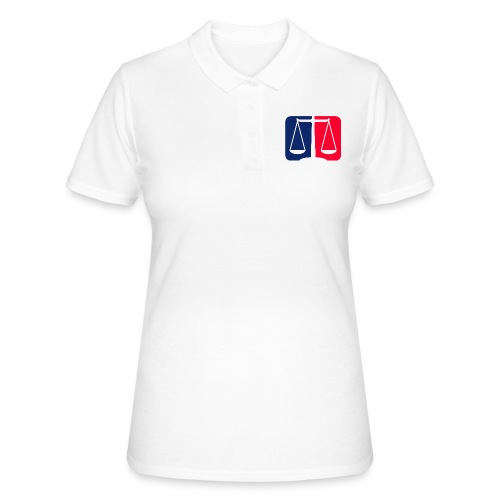 Logo2 - Frauen Polo Shirt