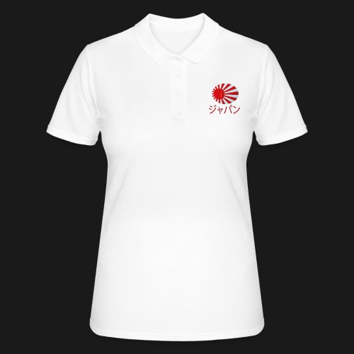 Japan - Women's Polo Shirt