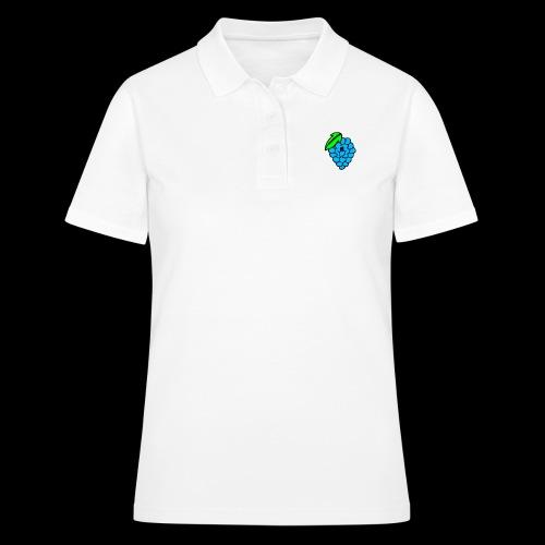 kunterbunter weintraube Lacht - Frauen Polo Shirt