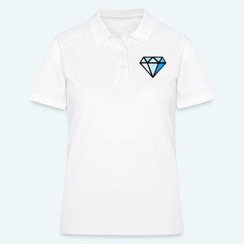 FCTimantti logo ilman tekstia - Naisten pikeepaita
