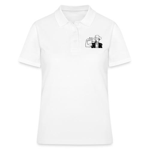 Kick Your Ass - Women's Polo Shirt