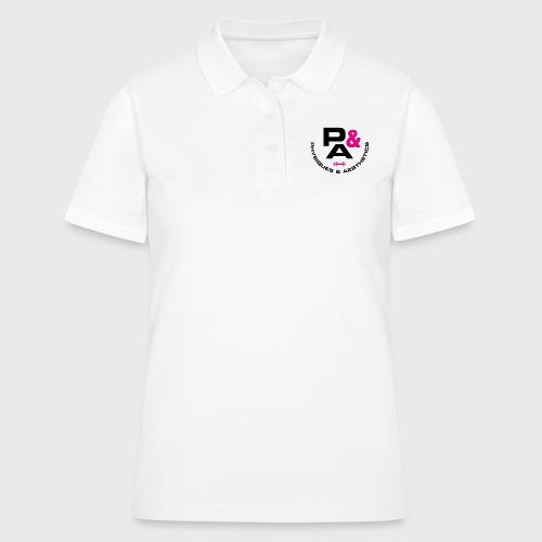 P&A - Camiseta polo mujer