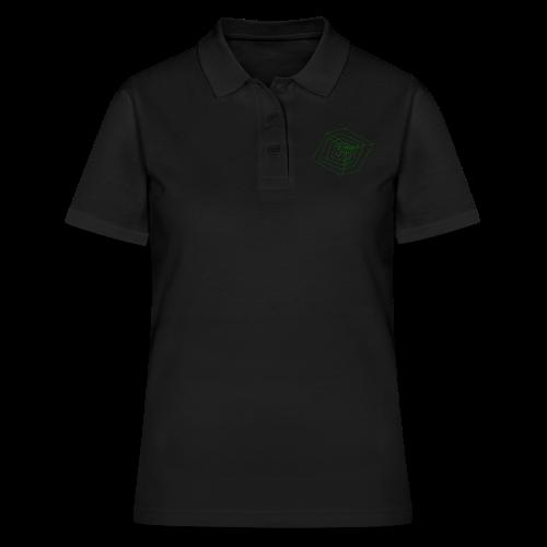 Cubes - Women's Polo Shirt