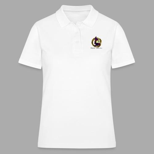 Dunkler Magier - Frauen Polo Shirt