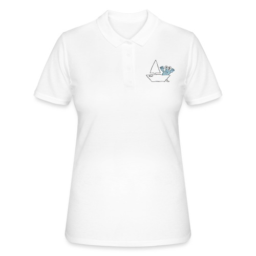 Segelmonster Sylt - Frauen Polo Shirt