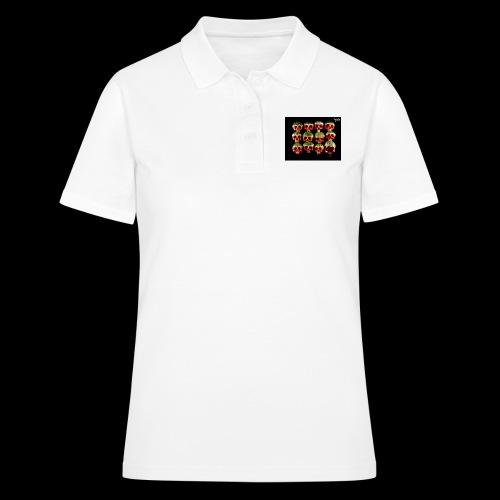 Totenköpfe - Frauen Polo Shirt