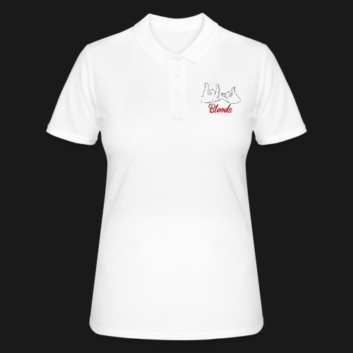 Bloods - Women's Polo Shirt