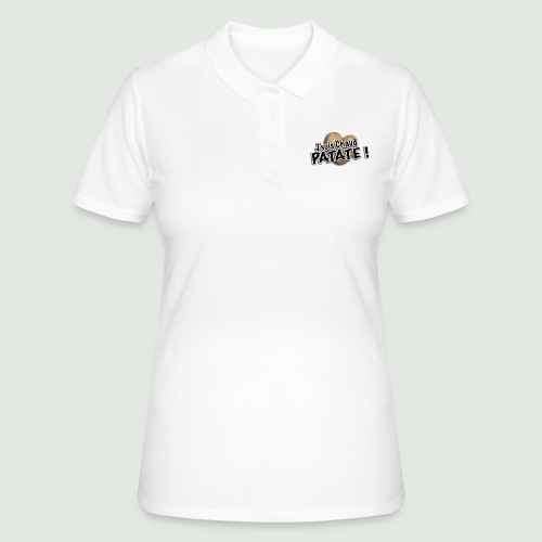 chaud patate - Women's Polo Shirt