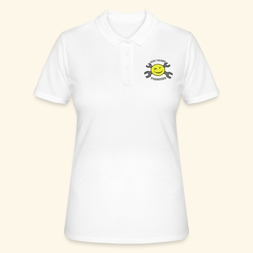 ACID TECHNO PIONEERS - SILVER EDITION - Women's Polo Shirt