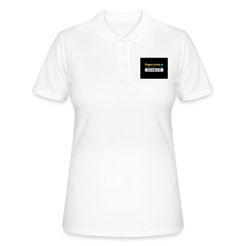 SYDNEY png - Women's Polo Shirt