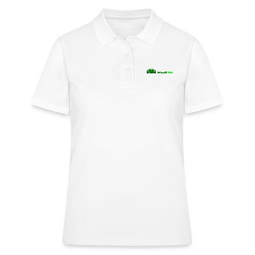 wash me - Women's Polo Shirt