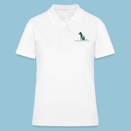 T-shirt femme imprimé Chien au Rayon-X - Women's Polo Shirt