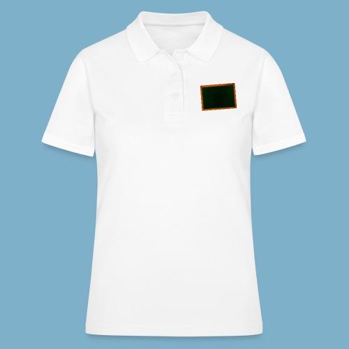 Schul Tafel - Frauen Polo Shirt
