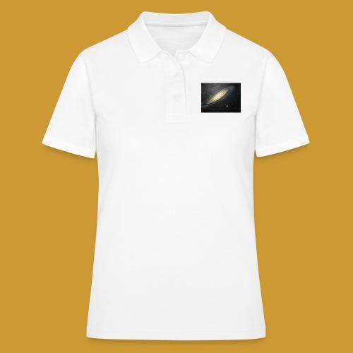 Andromeda - Mark Noble Art - Women's Polo Shirt