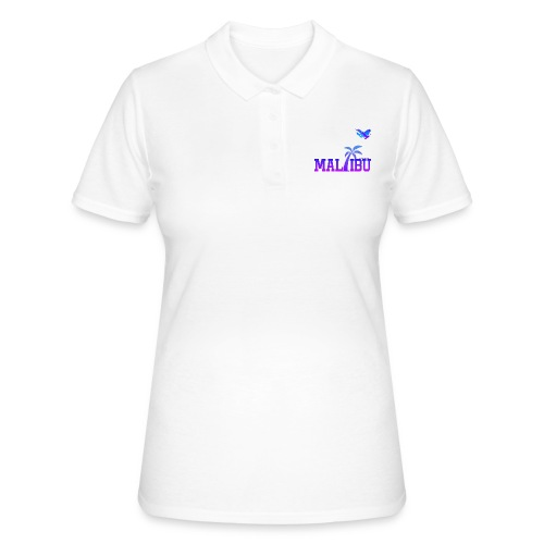 Space Atlas Ladies T-Shirt Malibu - Women's Polo Shirt