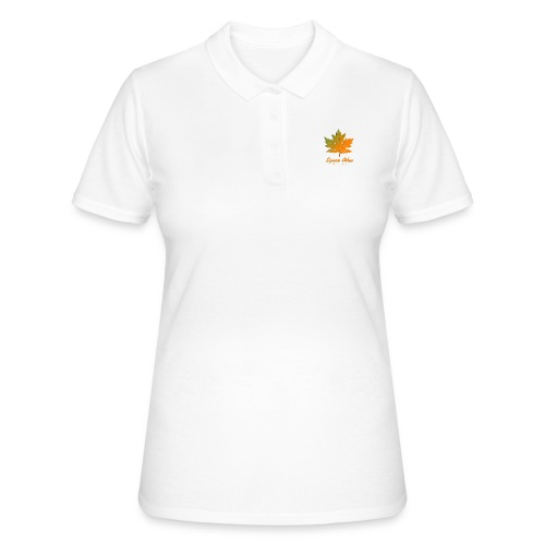 Space Atlas T-Shirt Autumn - Women's Polo Shirt
