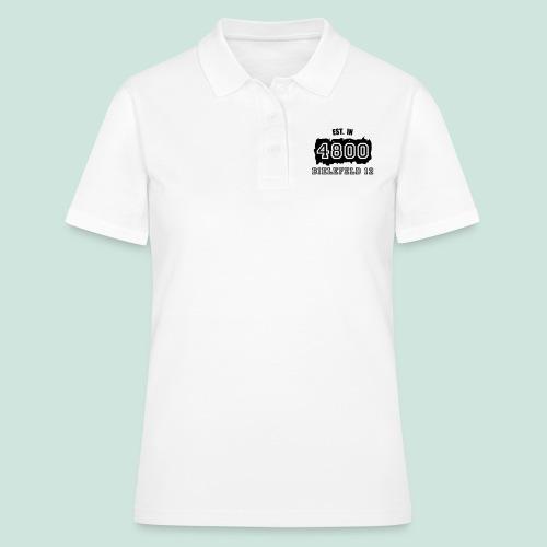 Established 4800 Bielefeld 12 - Frauen Polo Shirt