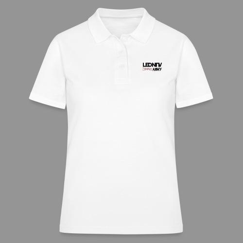 LeonTV ̶c̶̶r̶̶e̶̶w̶ ARMY - Frauen Polo Shirt