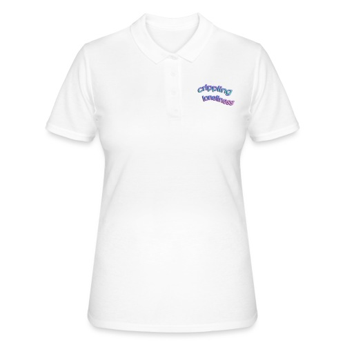 Crippling Loneliness - Camiseta polo mujer