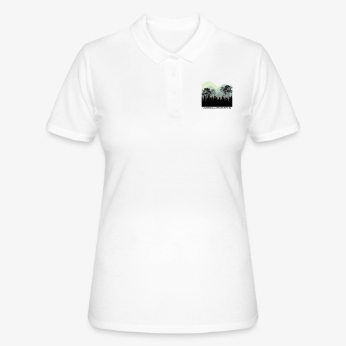 wearenature2 - Women's Polo Shirt