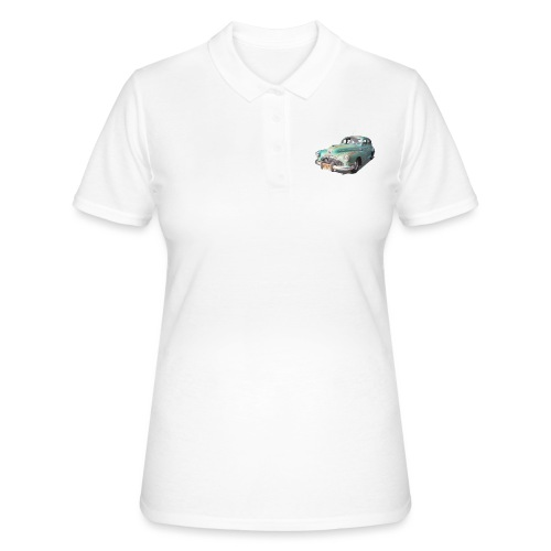 Classic car. Chrysler - Women's Polo Shirt