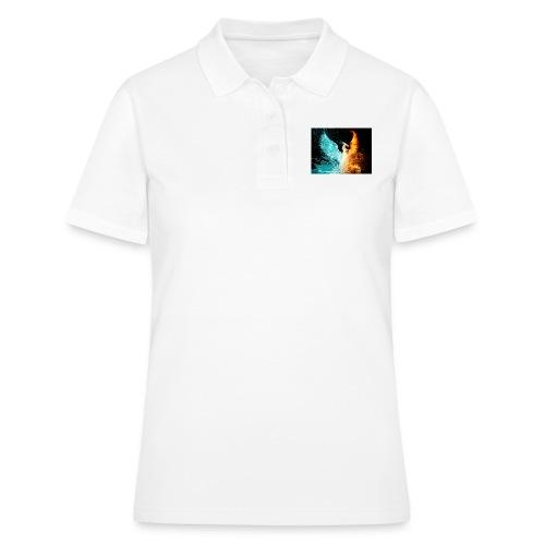 Elemental phoenix - Women's Polo Shirt