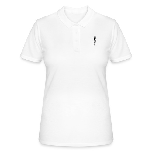 coltello knife - Women's Polo Shirt
