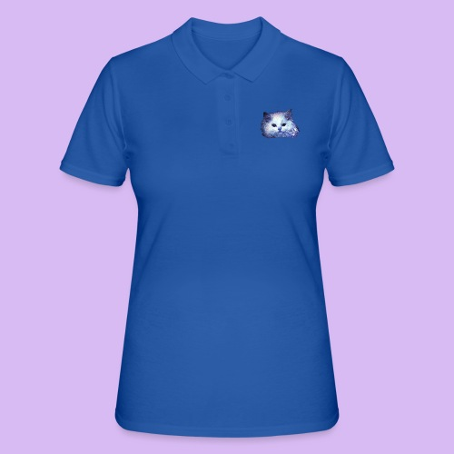 Gatto glitter - Women's Polo Shirt