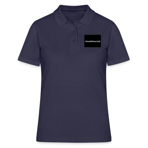 #teamfrituurstok - Women's Polo Shirt