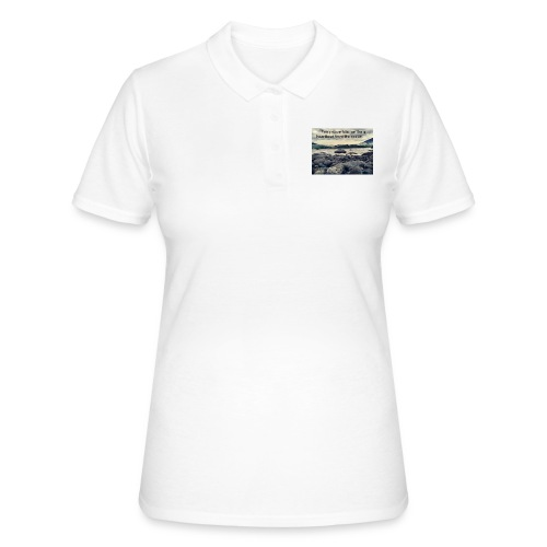 Oceanheart - Women's Polo Shirt
